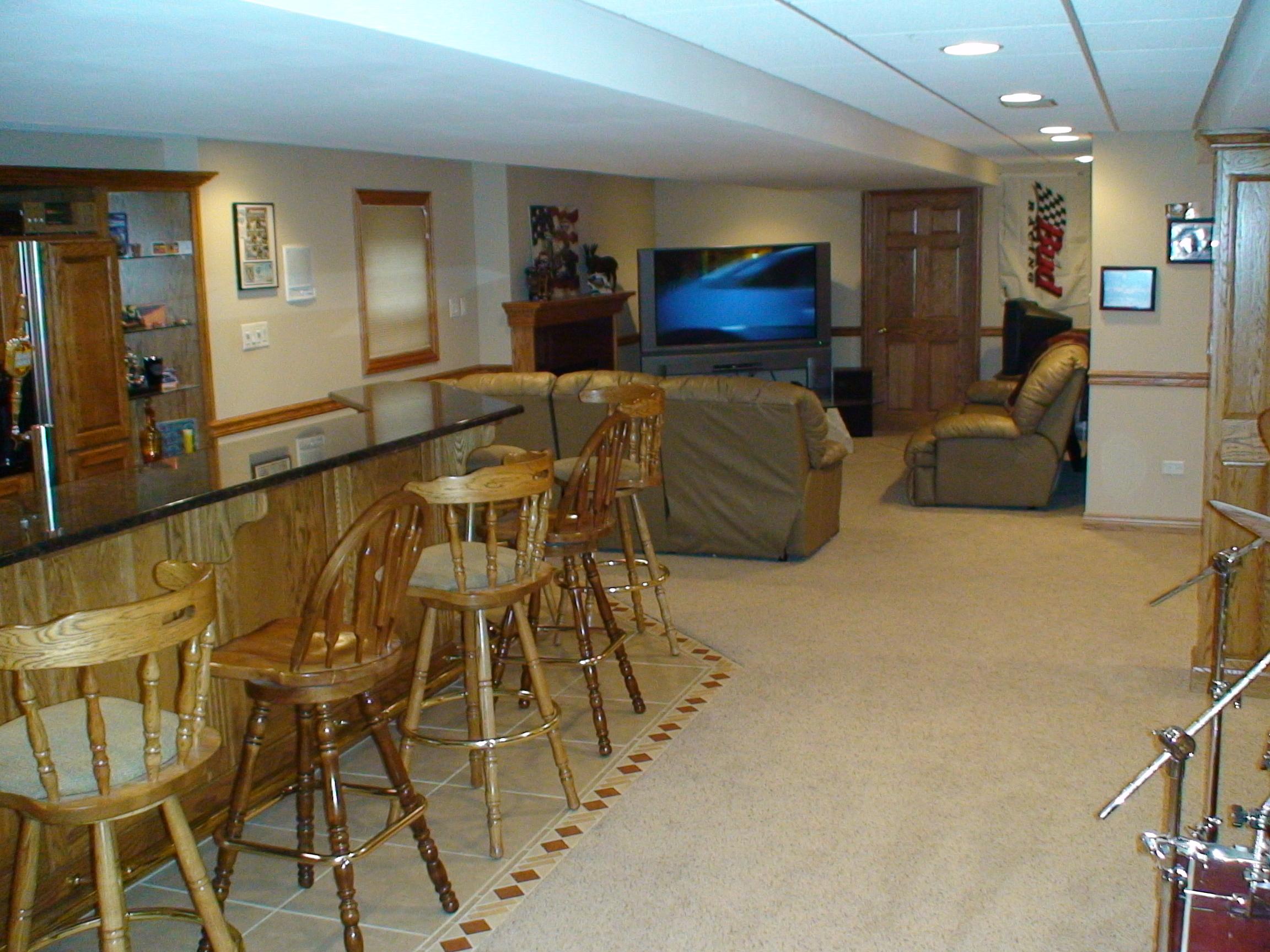 basements klimaitis builders kci